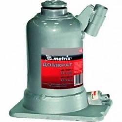 Домкрат бутылочный телескопический 6т 507405 Matrix