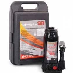 Домкрат бутылочный 911 6т DOMK0009 SCHWARTZ