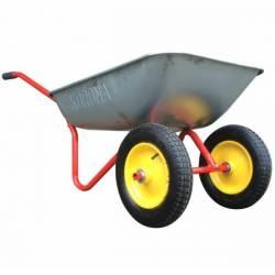 Тачка садово-строительная 2 колеса MOST