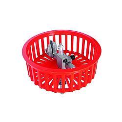 Плиткорез круговой с защитной решеткой 20-94мм Hobbi