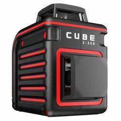Уровень лазерный Cube 2-360 Basic Edition ADA