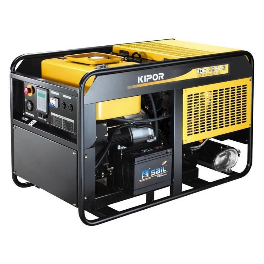 Дизельные генераторы: Купить дизельный генератор недорого