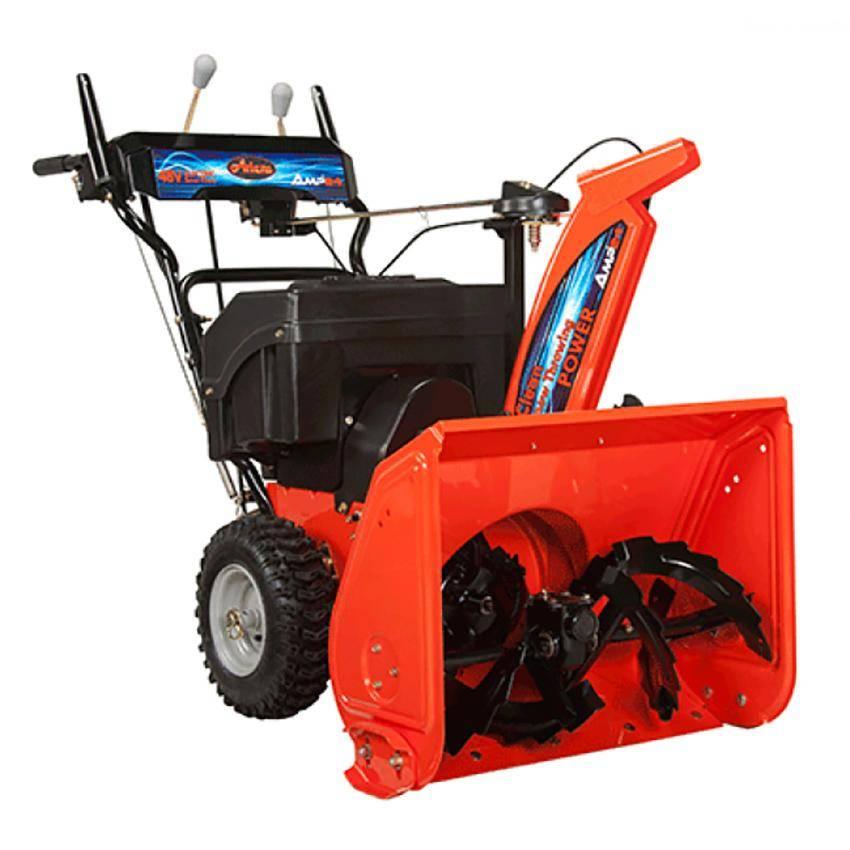 Снегоуборщики аккумуляторные: Купить снегоуборщик аккумуляторный