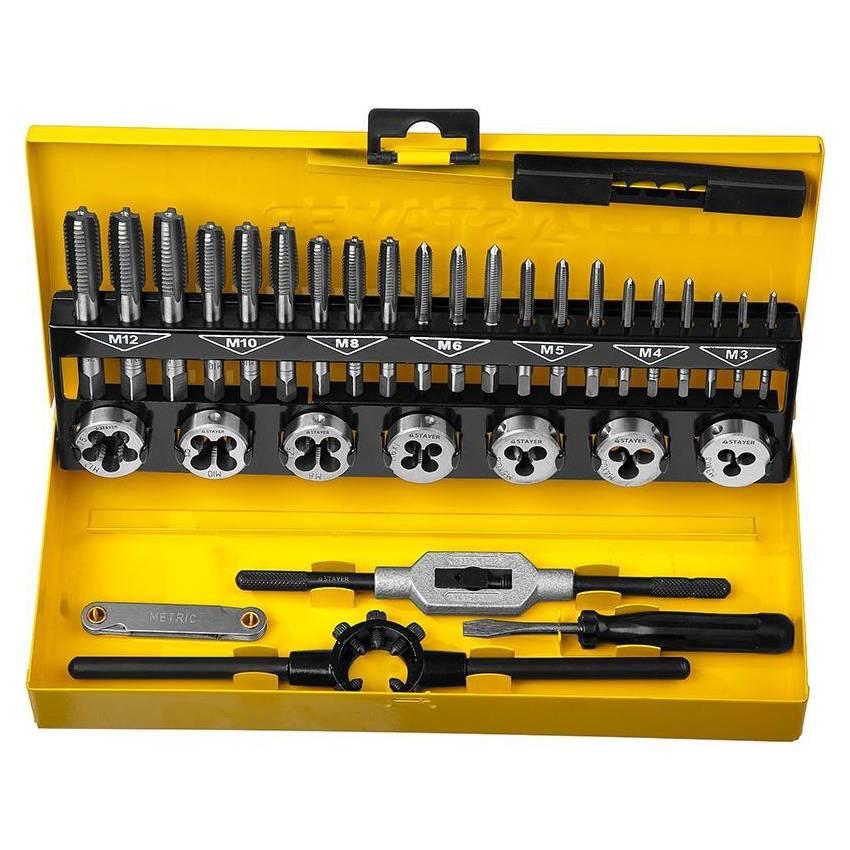 Резьбонарезной инструмент: Купить резьбонарезные инструменты недорого