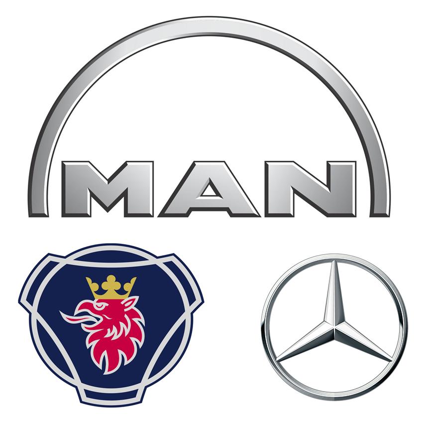 Грузовые автомобили MAN, MB, SCANIA: Купить инструменты для грузовиков